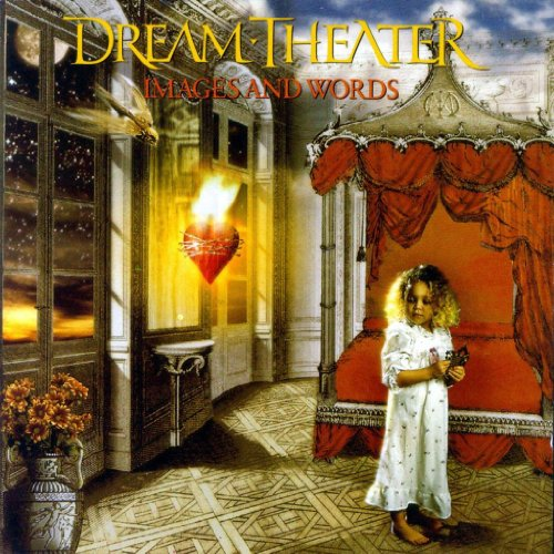 Dream Theater Surrounded cover art