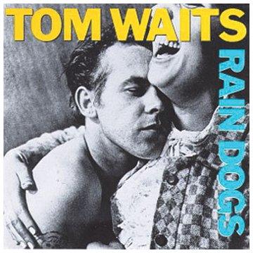 Tom Waits Anywhere I Lay My Head cover art