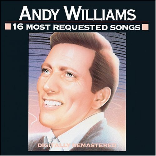 Andy Williams Moon River cover art
