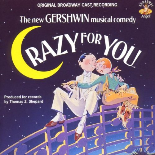 George Gershwin K-ra-zy For You cover art