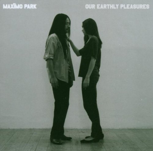 Maximo Park Our Velocity cover art