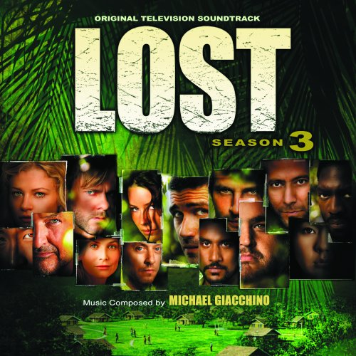 Michael Giacchino Oceans Apart (from Lost) cover art