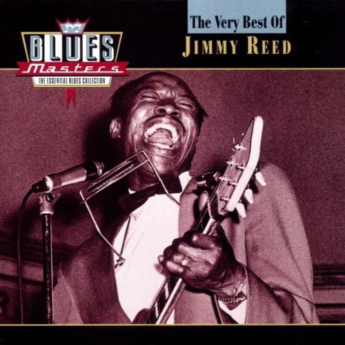 Jimmy Reed Baby, What You Want Me To Do cover art