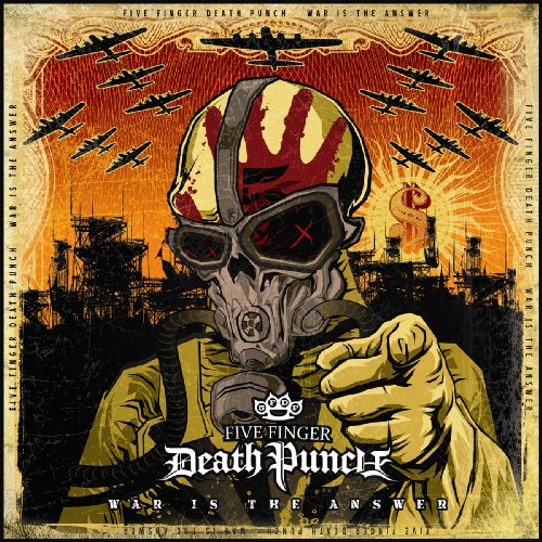 Five Finger Death Punch Hard To See cover art