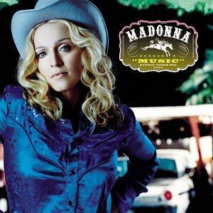 Madonna I Deserve It cover art
