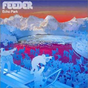 Feeder Just A Day cover art