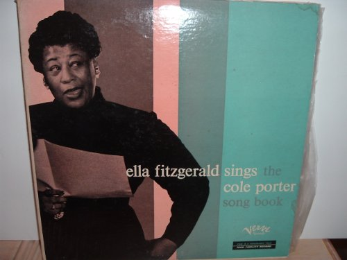 Ella Fitzgerald Easy To Love (You'd Be So Easy To Love) cover art