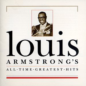 Louis Armstrong Back O' Town Blues cover art
