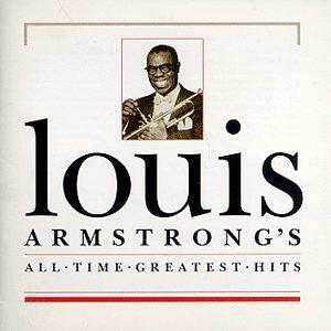 Louis Armstrong Dinah cover art