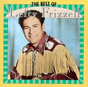 Lefty Frizzell The Long Black Veil cover art