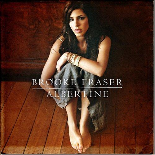 Brooke Fraser Albertine cover art