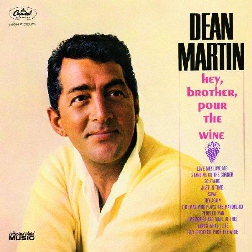Dean Martin Sway (Quien Sera) cover art
