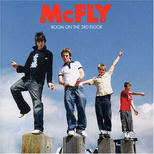 McFly Obviously cover art