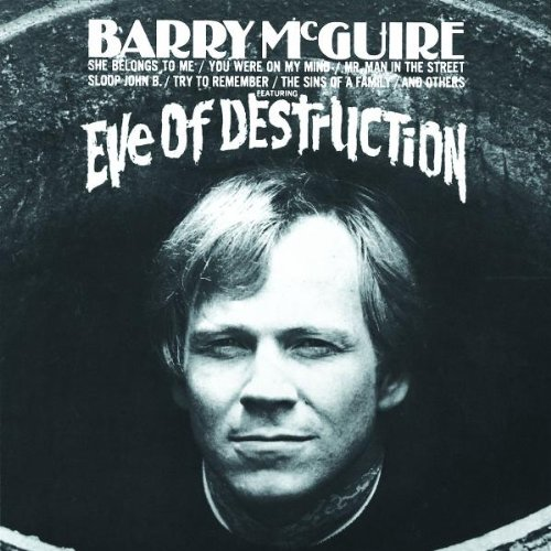 Barry McGuire Sloop John B. cover art