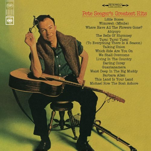 Pete Seeger Turn! Turn! Turn! cover art