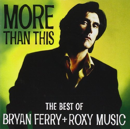 Roxy Music Love Is The Drug cover art