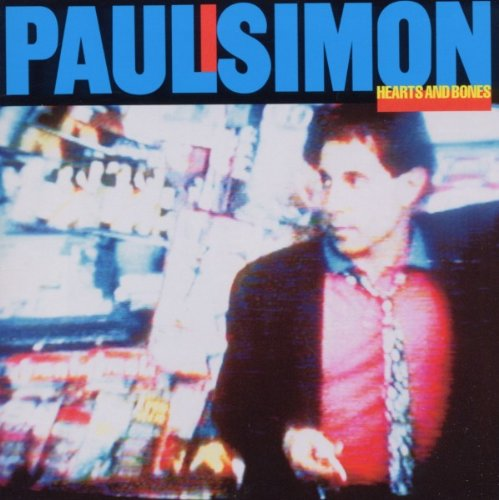 Paul Simon Train In The Distance cover art