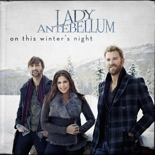 Lady Antebellum I'll Be Home For Christmas cover art