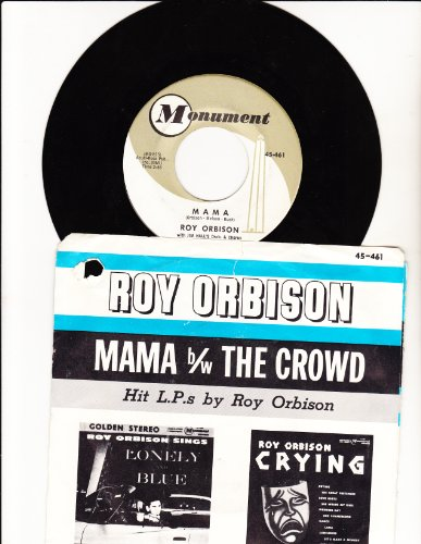 Roy Orbison The Crowd cover art