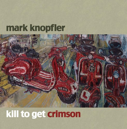 Mark Knopfler Punish The Monkey cover art