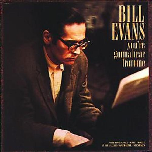 Bill Evans Time Remembered cover art