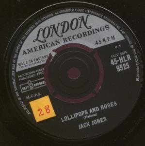 Jack Jones Lollipops And Roses (arr. Deke Sharon) cover art