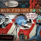 Badly Drawn Boy Born Again arte de la cubierta