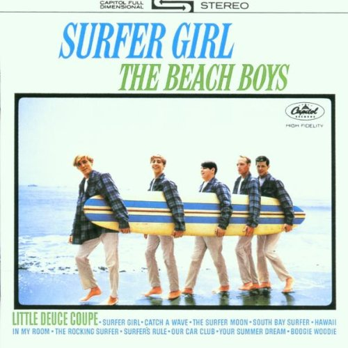 The Beach Boys In My Room cover art