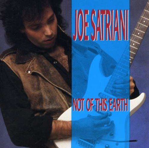 Joe Satriani Hordes Of Locusts cover art