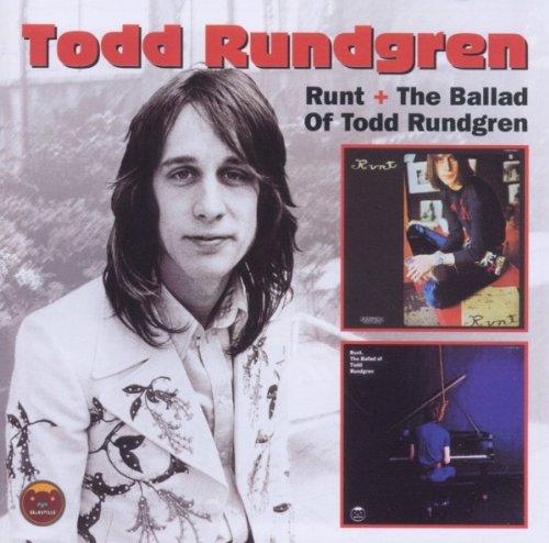 Todd Rundgren Be Nice To Me cover art