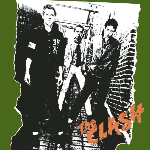 The Clash London's Burning cover art