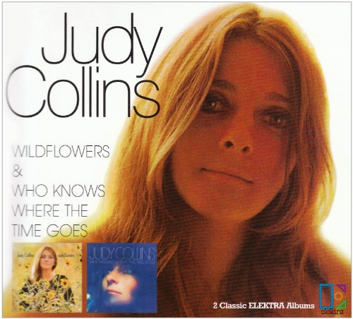 Judy Collins Both Sides Now cover art