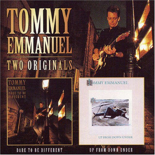 Tommy Emmanuel Countrywide cover art
