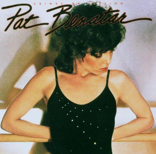 Pat Benatar Treat Me Right cover art