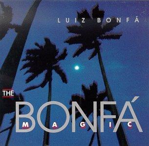 Luiz Bonfa Menina Flor cover art