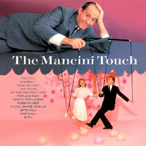 Henry Mancini A Cool Shade Of Blue cover art