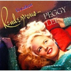 Peggy Lee Golden Earrings cover art