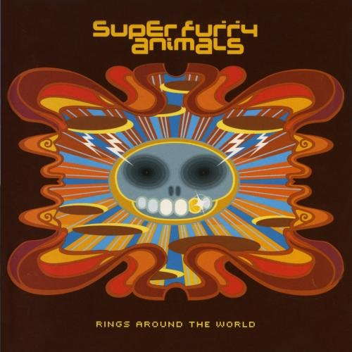 Super Furry Animals It's Not The End Of The World cover art