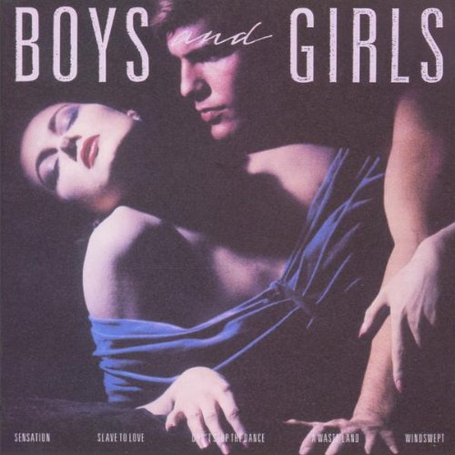 Bryan Ferry Slave To Love cover art