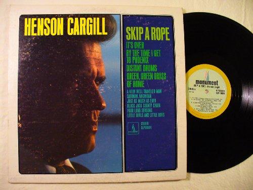 Henson Cargill Skip A Rope cover art