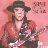 Stevie Ray Vaughan Crossfire l'art de couverture