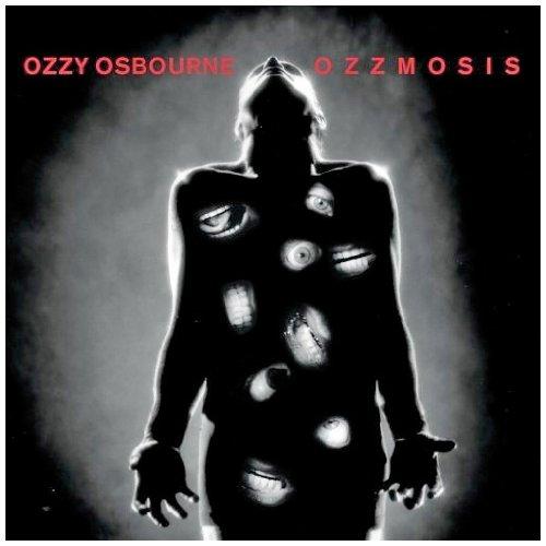 Ozzy Osbourne Back On Earth cover art