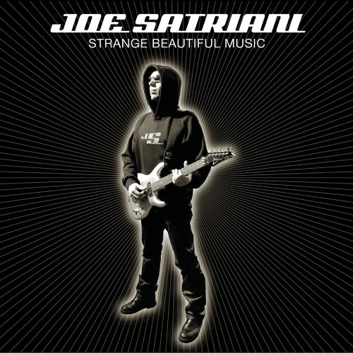 Joe Satriani Oriental Melody cover art
