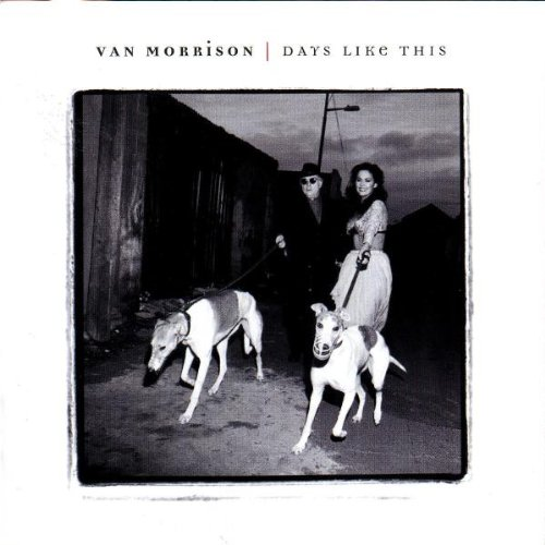 Van Morrison Ancient Highway cover art