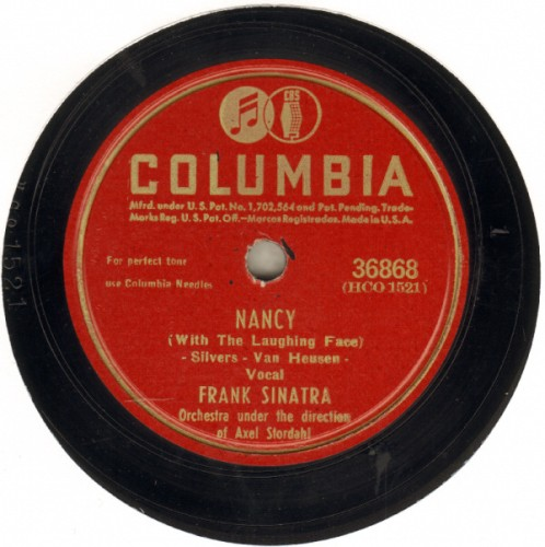 Frank Sinatra - Nancy (With The Laughing Face)