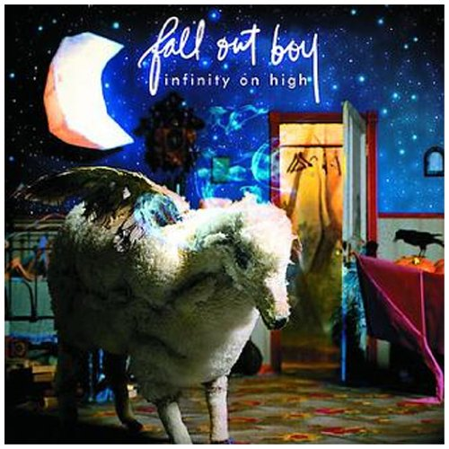 Fall Out Boy Thnks Fr Th Mmrs cover art