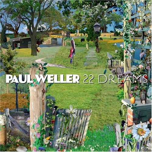 Paul Weller 22 Dreams cover art