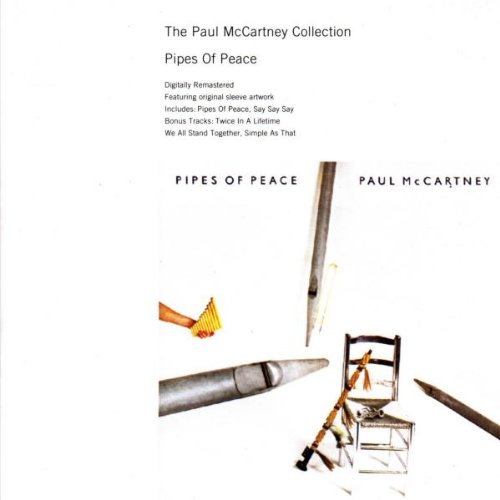 Paul McCartney We All Stand Together cover art