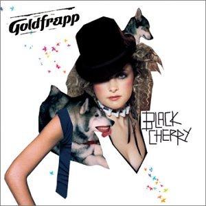 Goldfrapp Strict Machine cover art