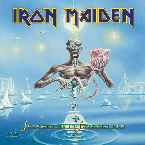 Iron Maiden Can I Play With Madness? cover art